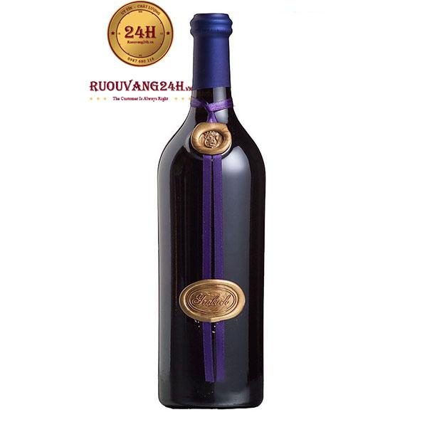 Rượu Vang Salvano Langhe Trabuch