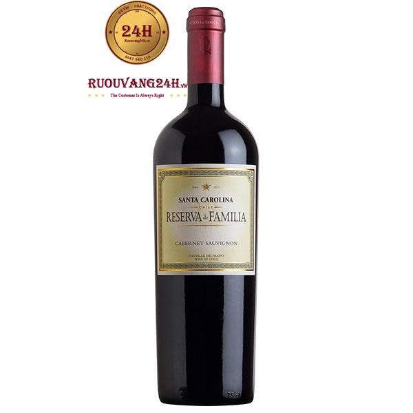 Rượu Vang Reserva De Familia Cabernet Sauvignon