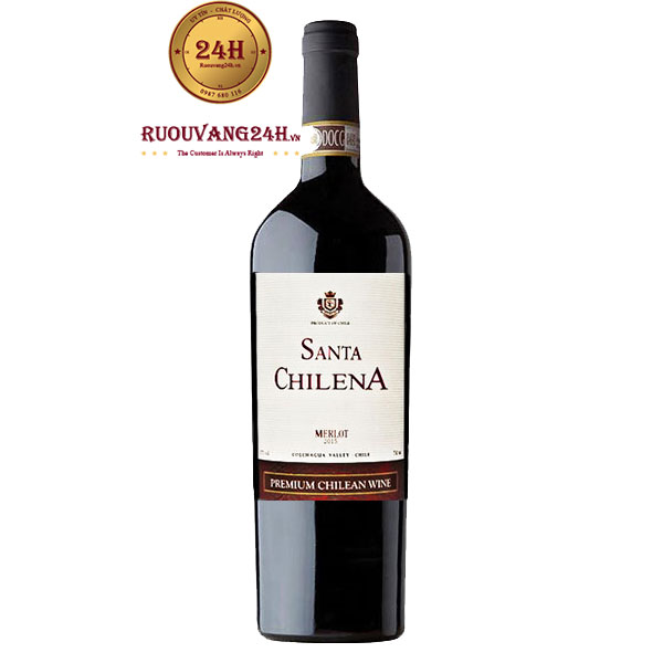 Rượu Vang Santa Chilena Merlot
