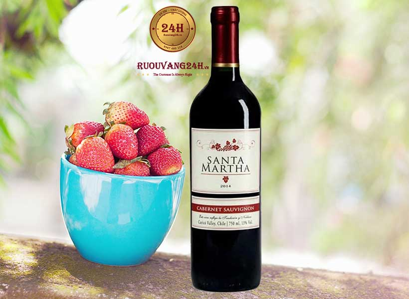 Rượu Vang Santa Marta Cabernet Sauvignon