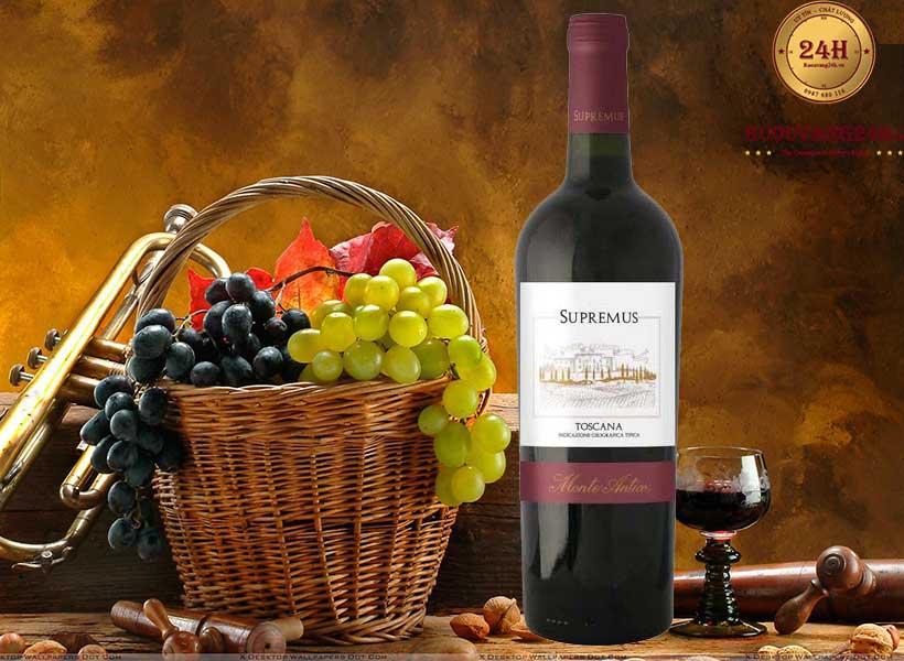 Rượu Vang Supermus