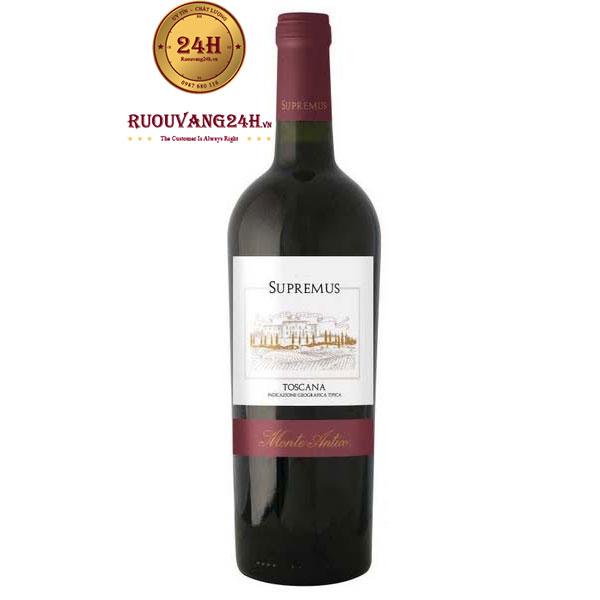 Rượu Vang SUPREMUS Toscana
