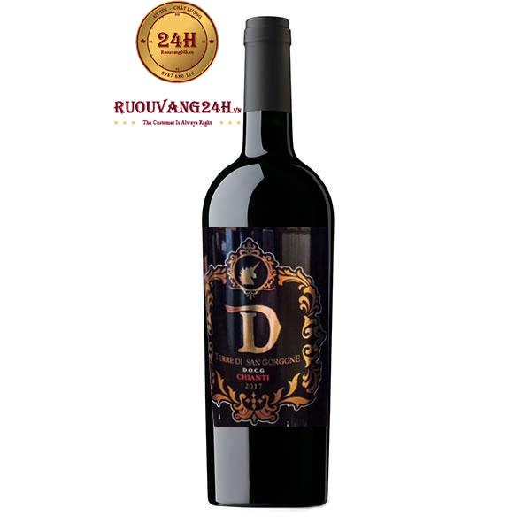 Rượu Vang Terre Di San Gorgone D Chianti