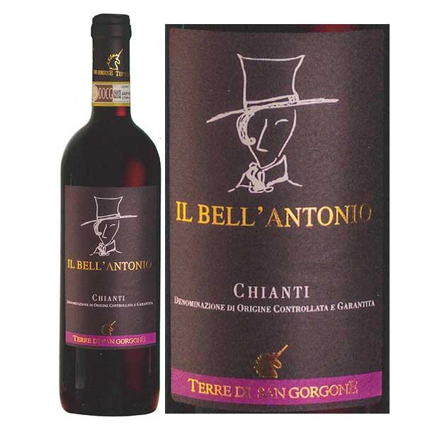Rượu Vang Terre Di San Gorgone iL Bell' Antonio Chianti Docg