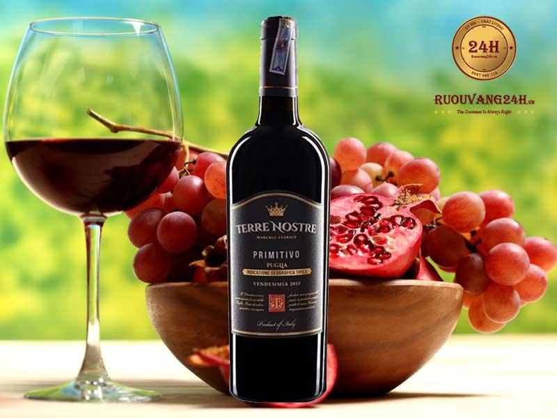 Rượu Vang Terre Nostre