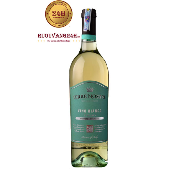 Rượu Vang Terre Nostre White