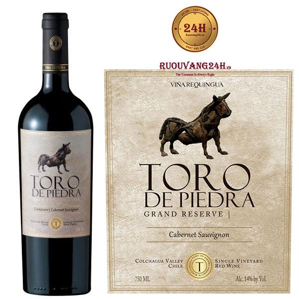 Rượu Vang Toro De Piedra Gran Reserva Cabernet Sauvignon