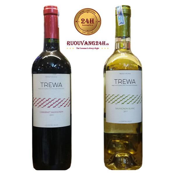 Rượu Vang Trewa Clasico Cabernet Sauvignon