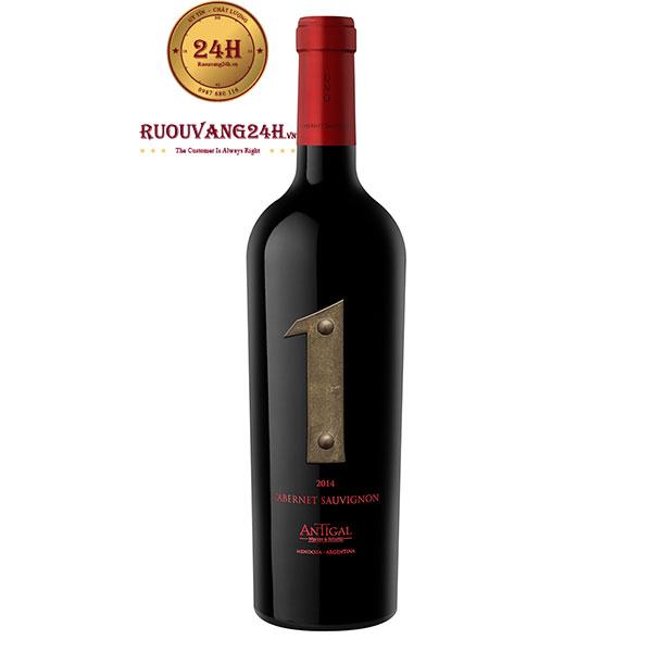 Rượu Vang Antigal Mendoza 1 Cabernet Sauvignon