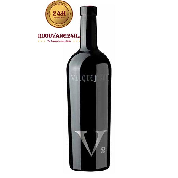 Rượu Vang V2 Valquejigoso