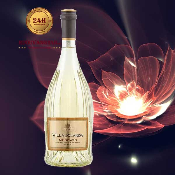 Rượu Vang Villa Jolanda Moscato White