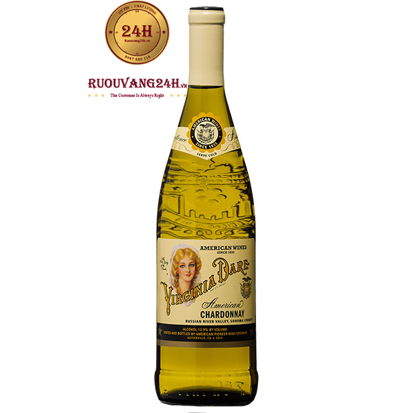 Rượu Vang Virginia Dare Chardonnay