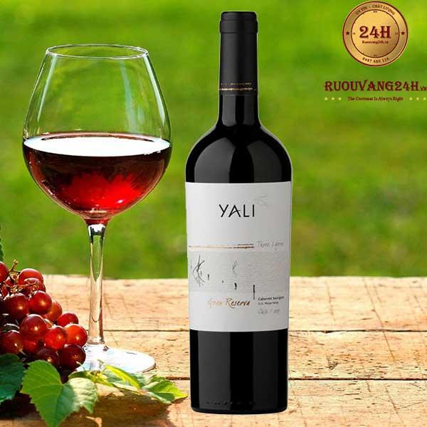 Rượu Vang Yali Gran