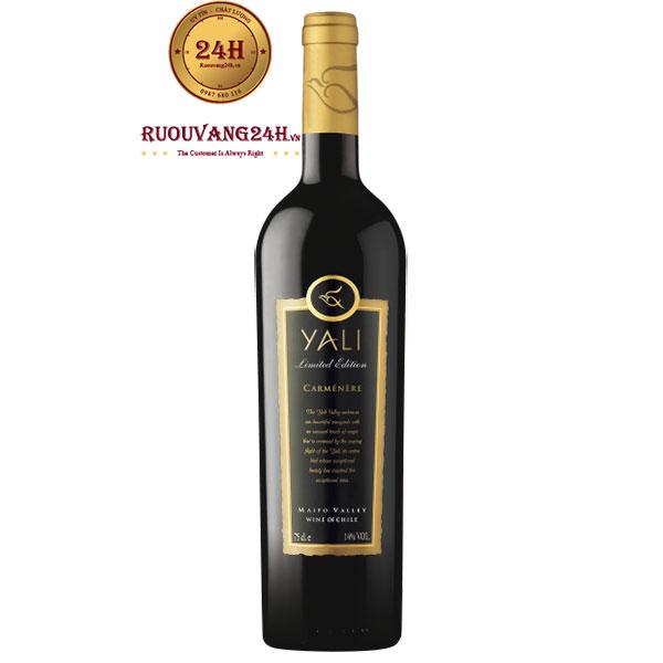 Rượu Vang Yali Limited Edition