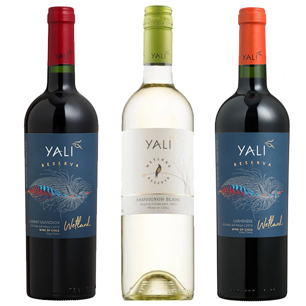Rượu Vang Yali Reserva