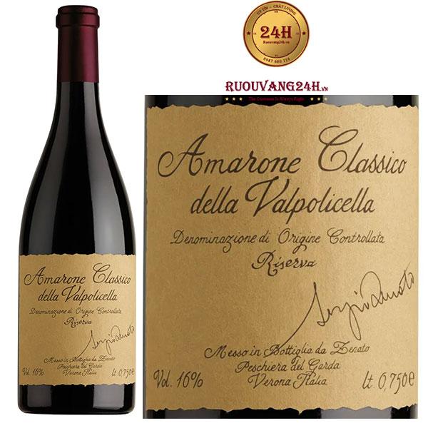 Rượu Vang Zenato Amarone Della ValpolicellaRiserva