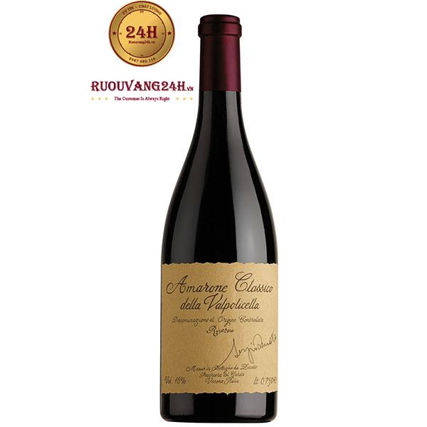Rượu Vang Amarone Della ValpolicellaZenato Riserva