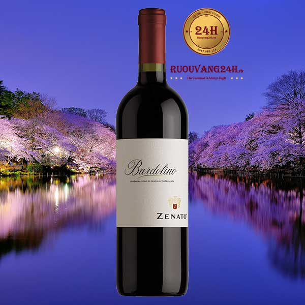 Rượu Vang Zenato Bardolino