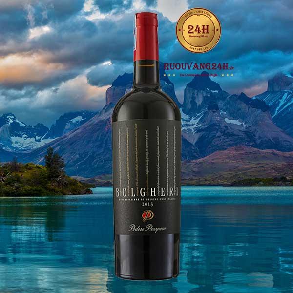Rượu Vang Zenato Bolgheri
