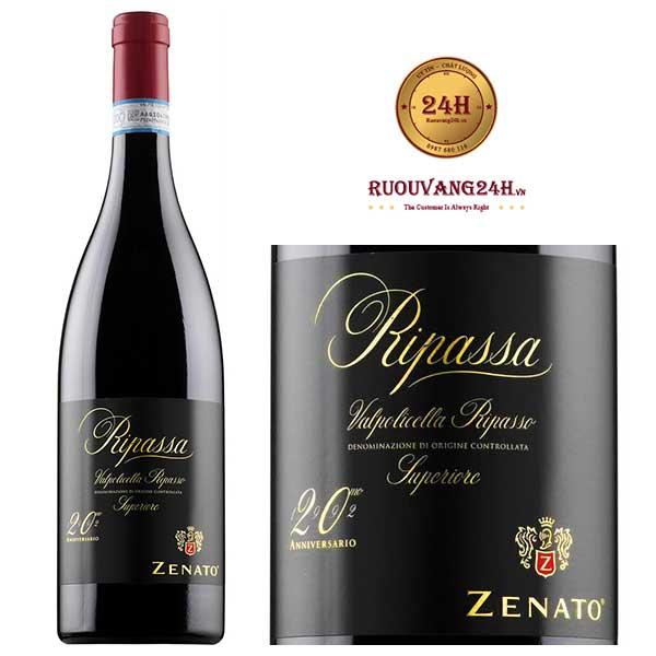 Rượu Vang Zenato Ripassa Valpolicella Superiore