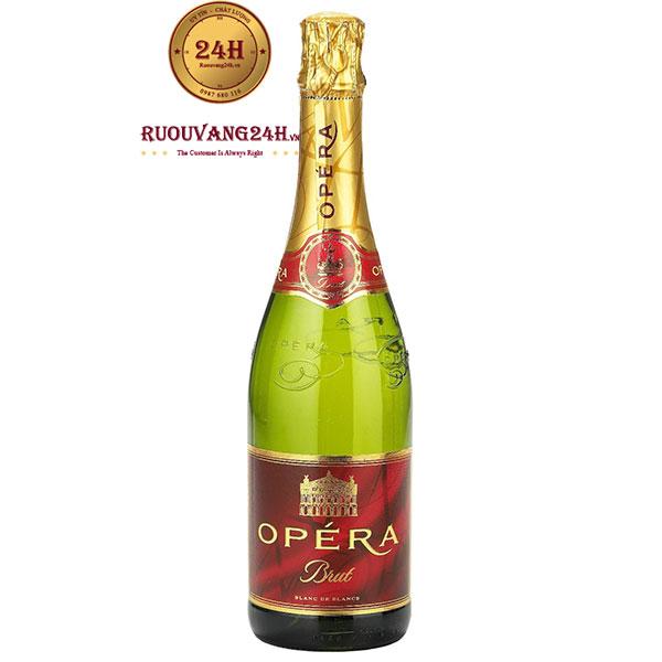 Rượu Champagne Opera Brut