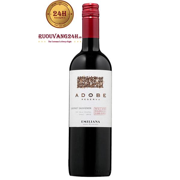 Rượu vang Adobe Cabernet Sauvignon