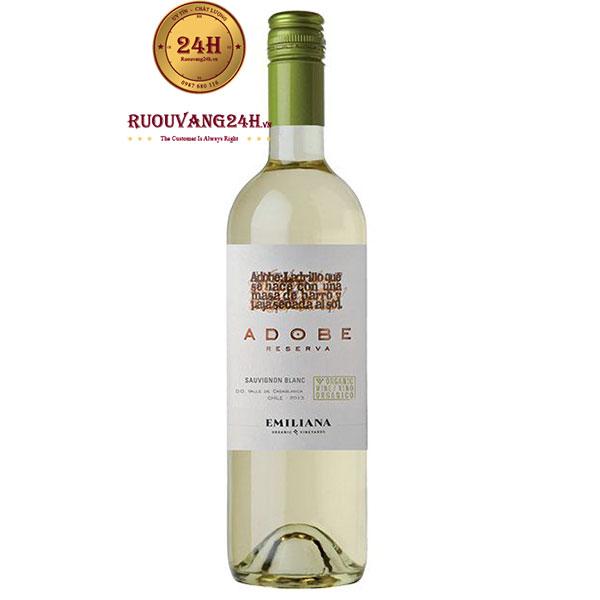 Rượu vang Adobe Sauvignon Blanc