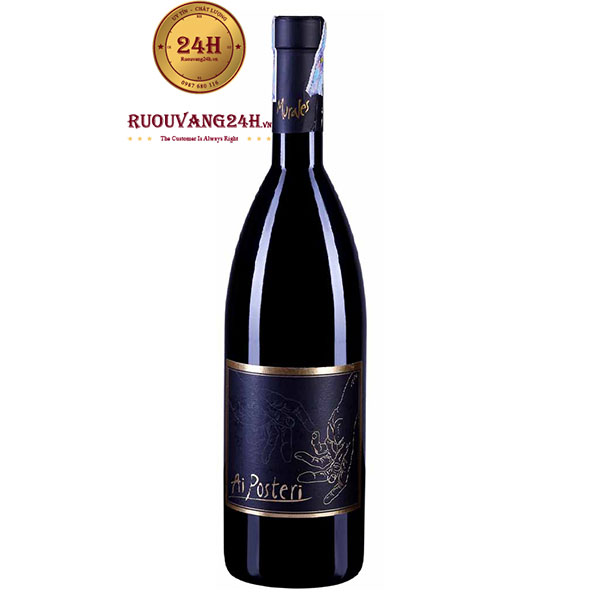 Rượu Vang Ai Posteri – Vang Ý 16,5 độ