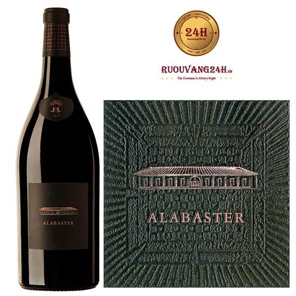 Rượu vang Alabaster