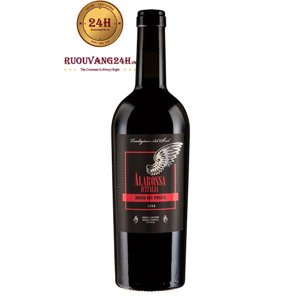 Rượu vang Alarossa D'italia