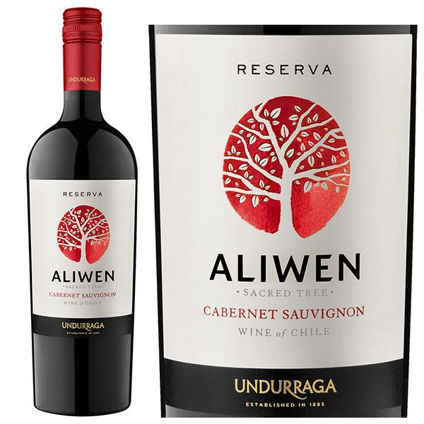 Rượu vang Aliwen Reserva