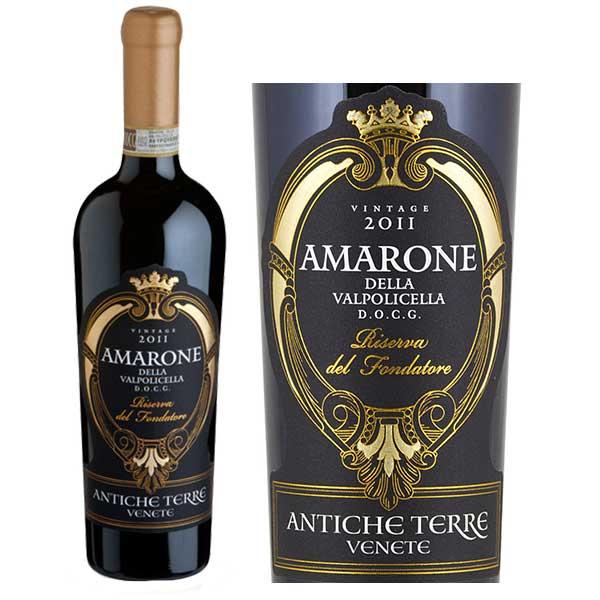 Rượu vang Amarone Della Valpolicella Riserva del Fondatore