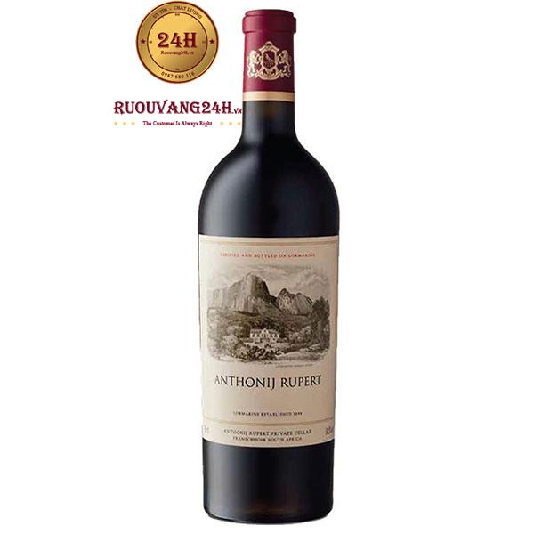 Rượu Vang Anthony Rupert Blend