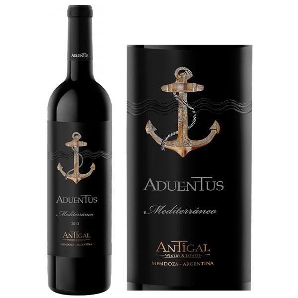 Rượu vang Antigal Aduentus