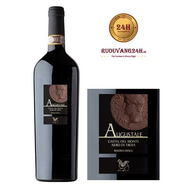 Rượu vang Augustale Castel Del Monte