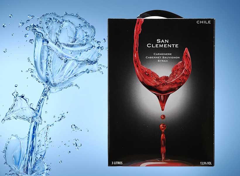Rượu vang Bịch San Clemente