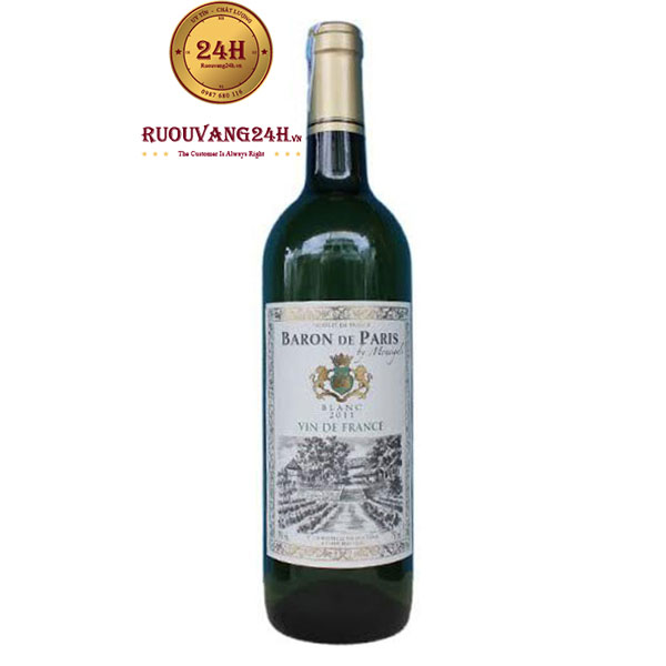 Rượu Vang Baron De Baris