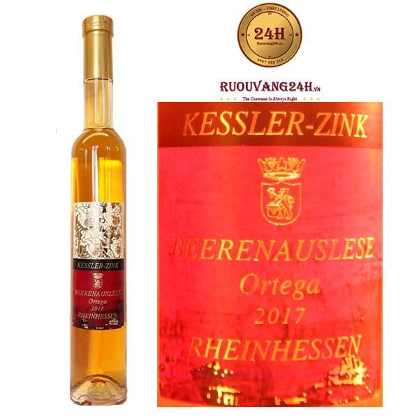 Rượu vang Beerenauslese Kessler-Zink