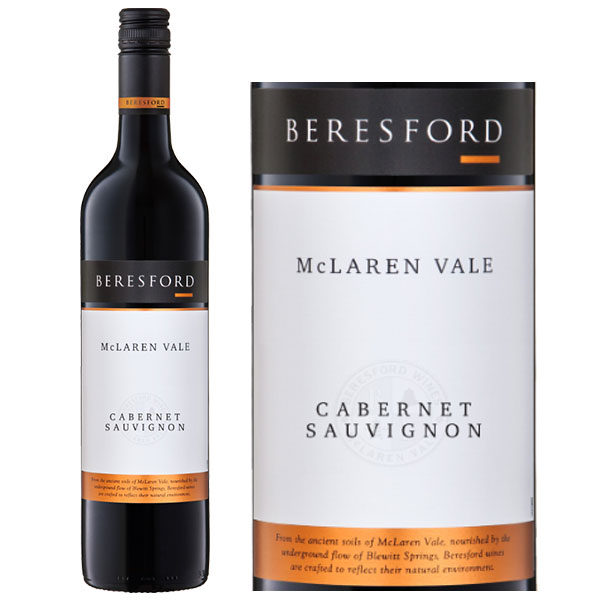 Rượu vang Beresford McLaren Vale