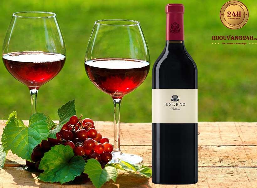 Rượu vang Biserno