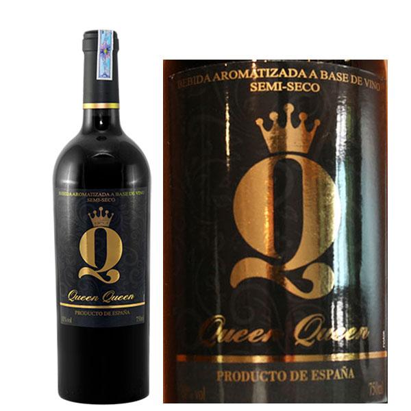 Rượu Vang Ngọt Queen Queen