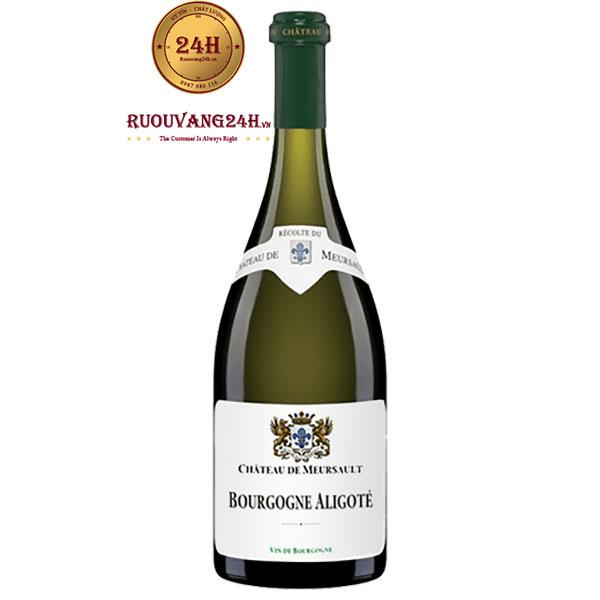 Rượu Vang Bourgogne Aligote Chateau de Meursault