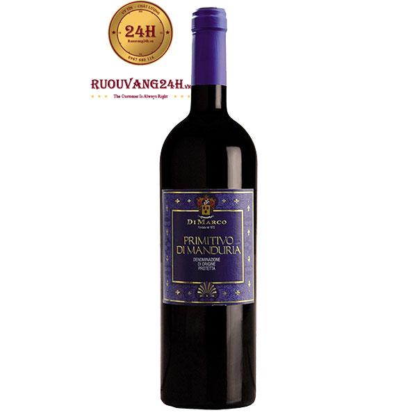 Rượu vang Di Marco Riserva Primitivo di Manduria