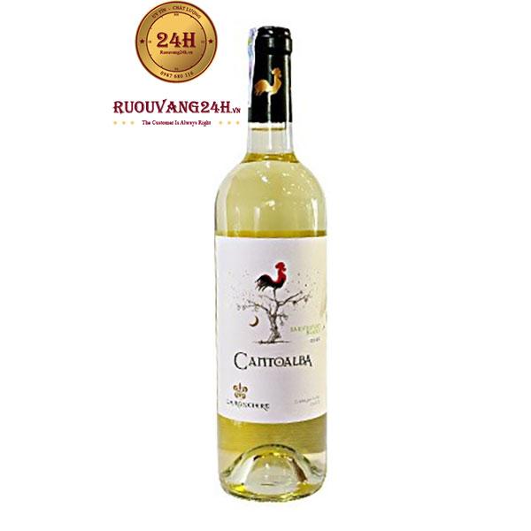 Rượu vang Cantoalba Sauvignon Blanc