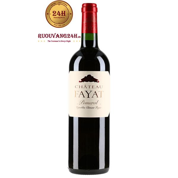 Rượu Vang Chateau Fayat
