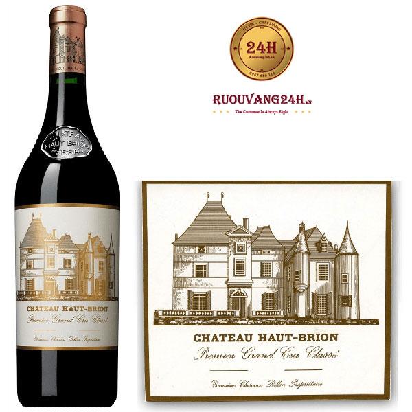 Rượu vang Chateau Haut-Brion