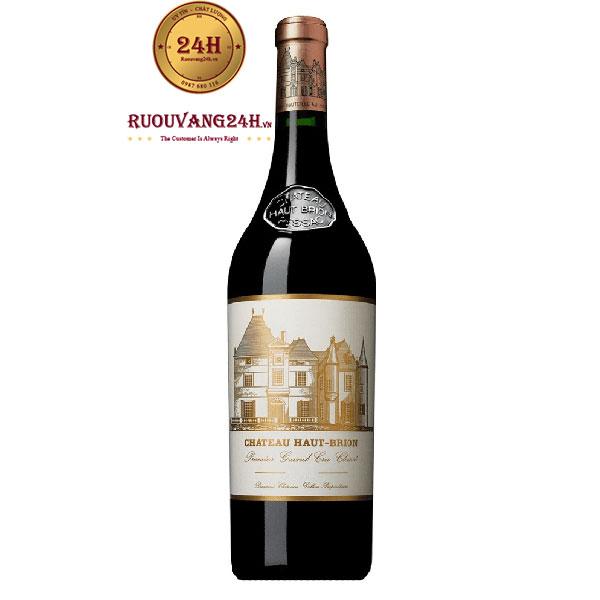 Rượu Vang Pháp Chateau Haut-Brion 2004