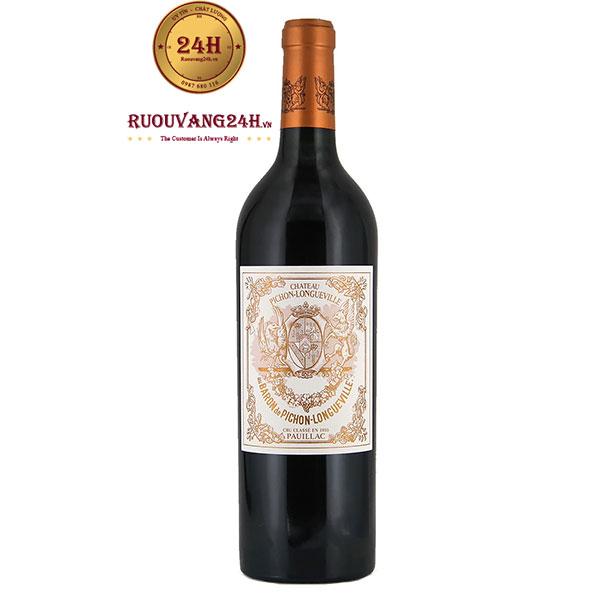 Rượu vang Chateau Pichon Baron 2012
