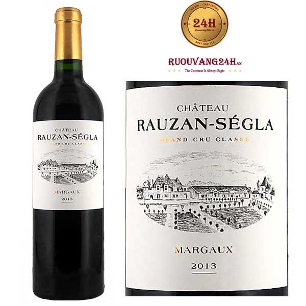 Rượu vang Chateau Rauzan Segla Margaux