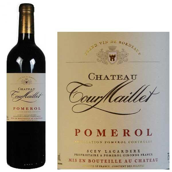 Rượu vang Chateau Tour Maillet